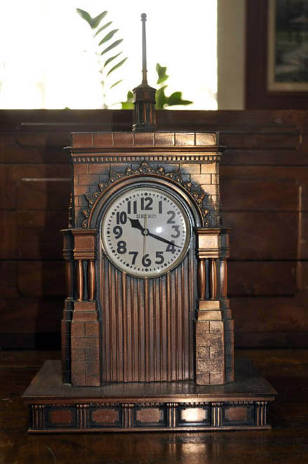 huge discount ab6cf 5b59e 銀座和光時計塔置時計 - 1967年製トランジスタクロック